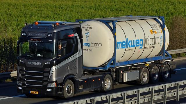 NL - Theo Jonkman >melkweg:fritom< Scania NG S450