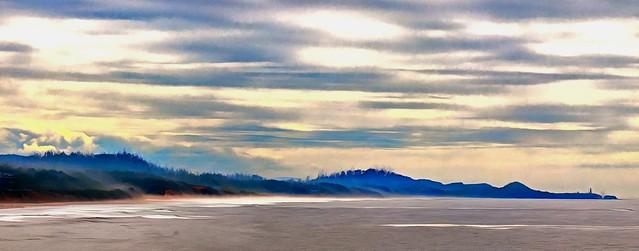 Oregon Coast near Seal Rock