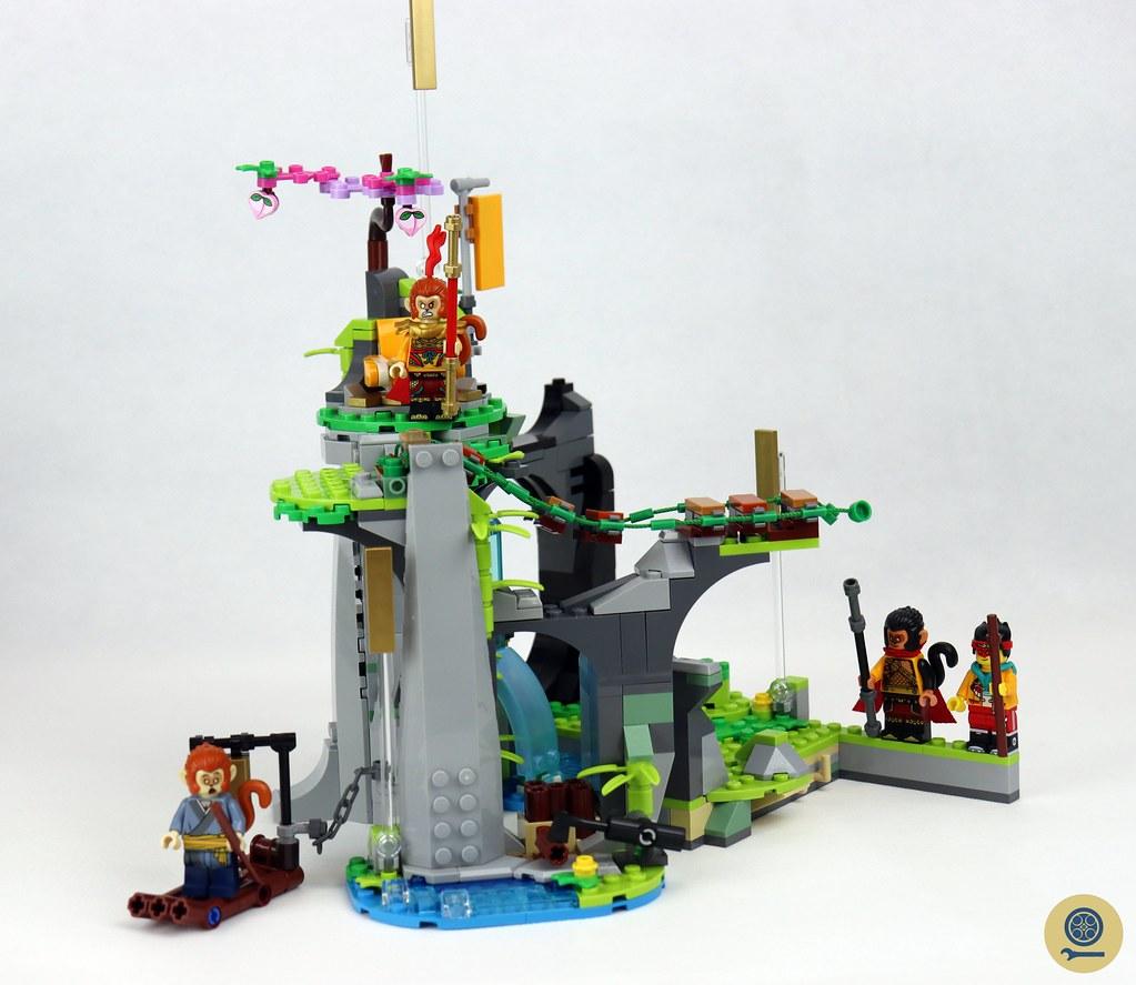 80024 The Legendary Flower Fruit Mountain 14