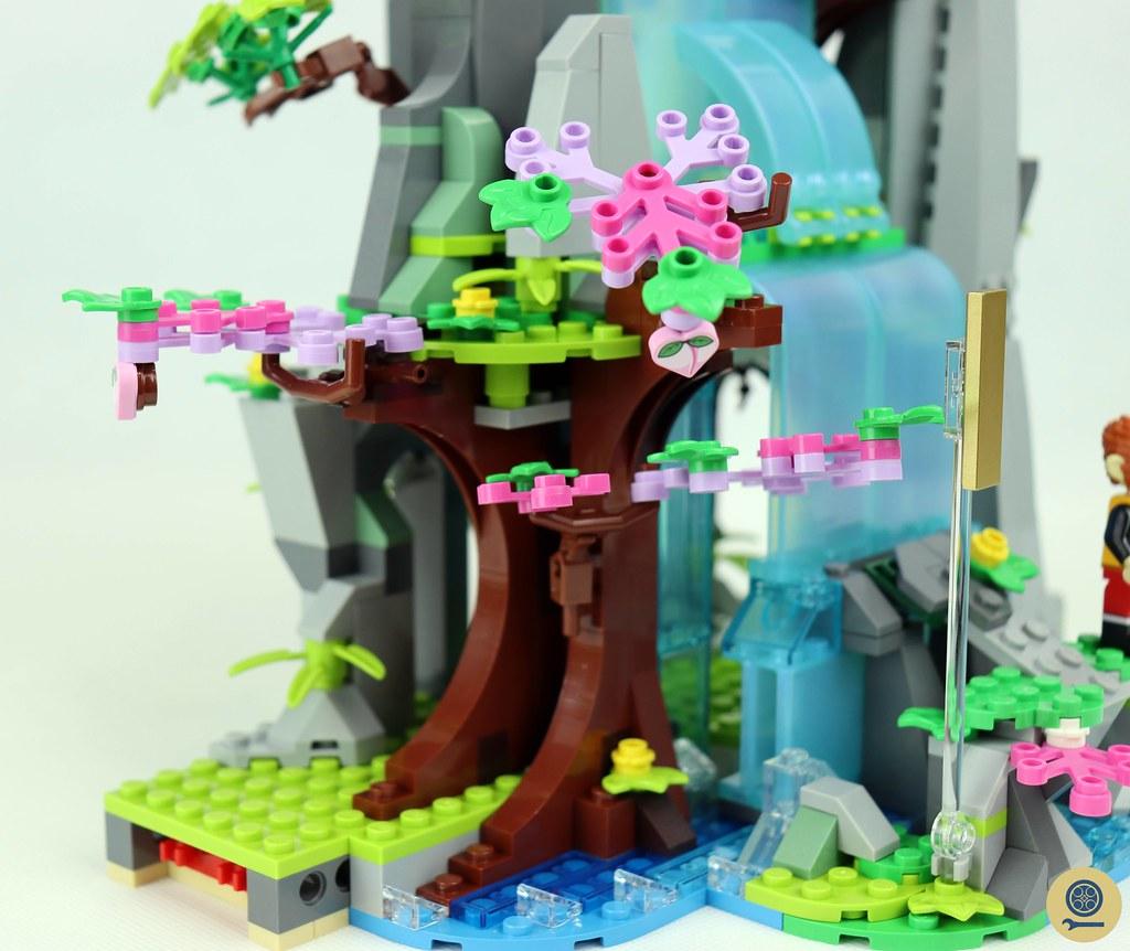 80024 The Legendary Flower Fruit Mountain 10