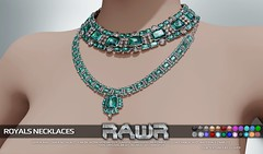 RAWR! Royals Necklaces PIC
