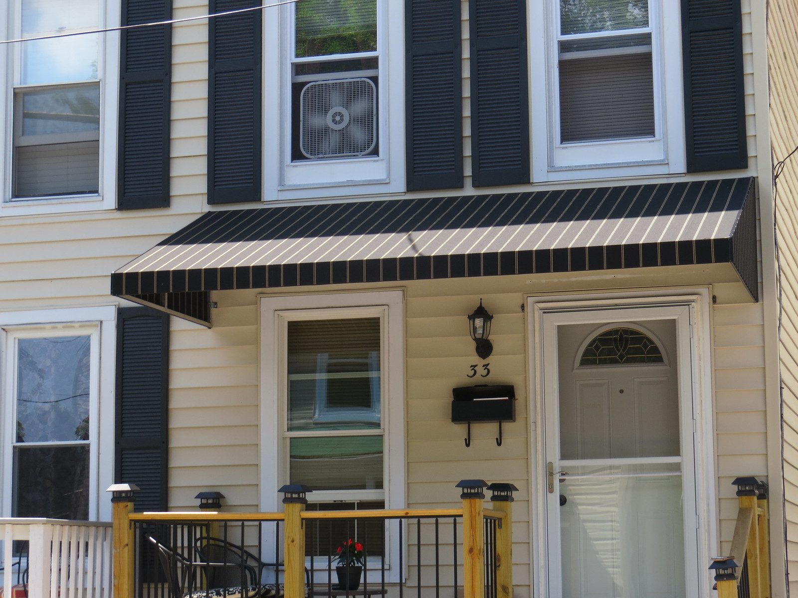 Door- Porch Awning-Washington DC