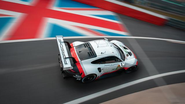 #92 Porsche GT Team Porsche 911 RSR: Michael Christensen, Kevin Estre World Endurance Championship