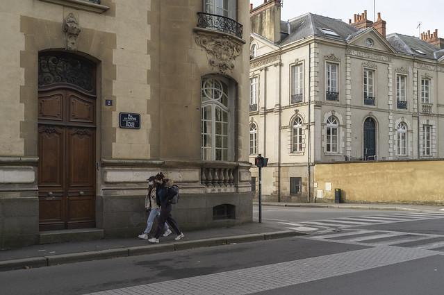 Rennes, février 2021.