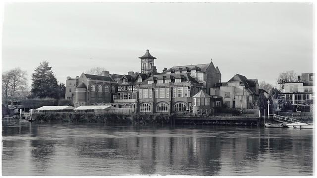 Radnor House School in Cross Deep, Twickenham