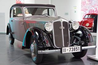 1935 DKW Meisterklasse F5