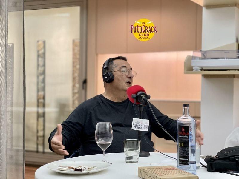 El PutoCrack Club 22 - Juan Carlos Galbis Bernd Knoller Paco Cremades