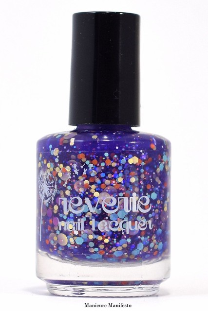 Reverie Nail Lacquer Polar Night Review