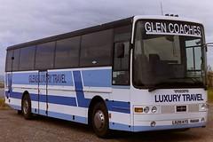 GLENS LUXURY TRAVEL, PORT GLASGOW L628AYS LSK481
