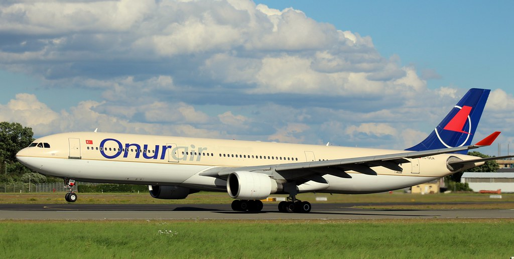 OnurAir,TC-OCA, MSN 72,Airbus A330-322, 06.08.2016,HAM-EDDH, Hamburg