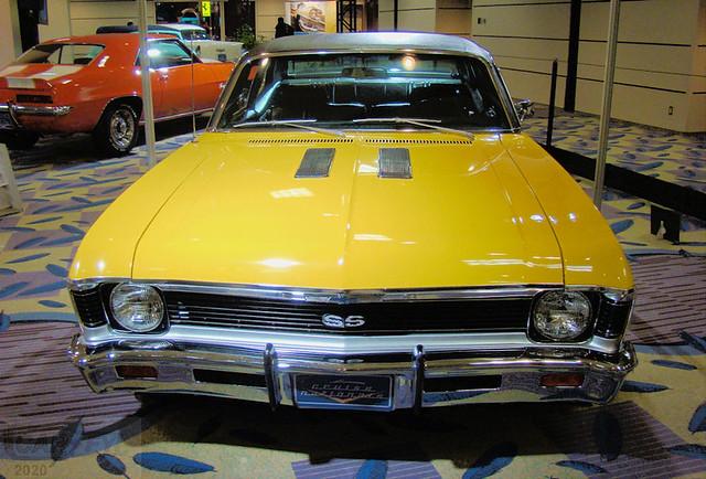 2011 Canadian International Auto Show 1969 Chevy Nova SS