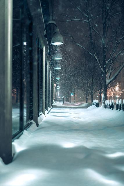 Winter Storm II, I