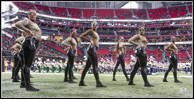 Honda Battle of the Bands. Atlanta, GA. Mercedes-Benz Stadium