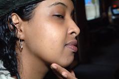 DSC_0085 Jasmine from Somalia Portrait Sunday Lunch Shoreditch London