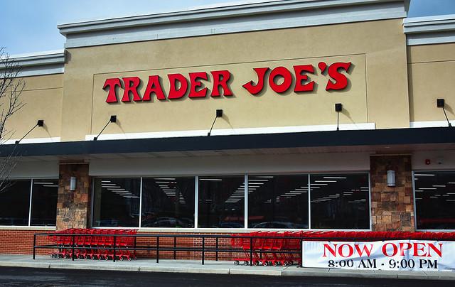 Trader Joe's, Yay!