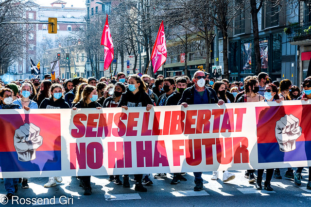 Sense Llibertat no hi ha Futur