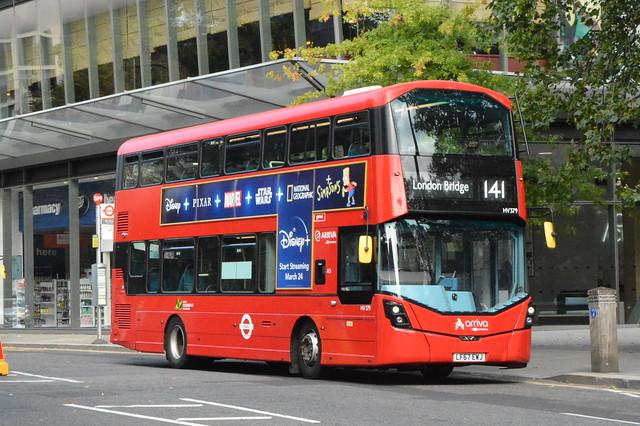 LF67 EWJ (HV379) Arriva London