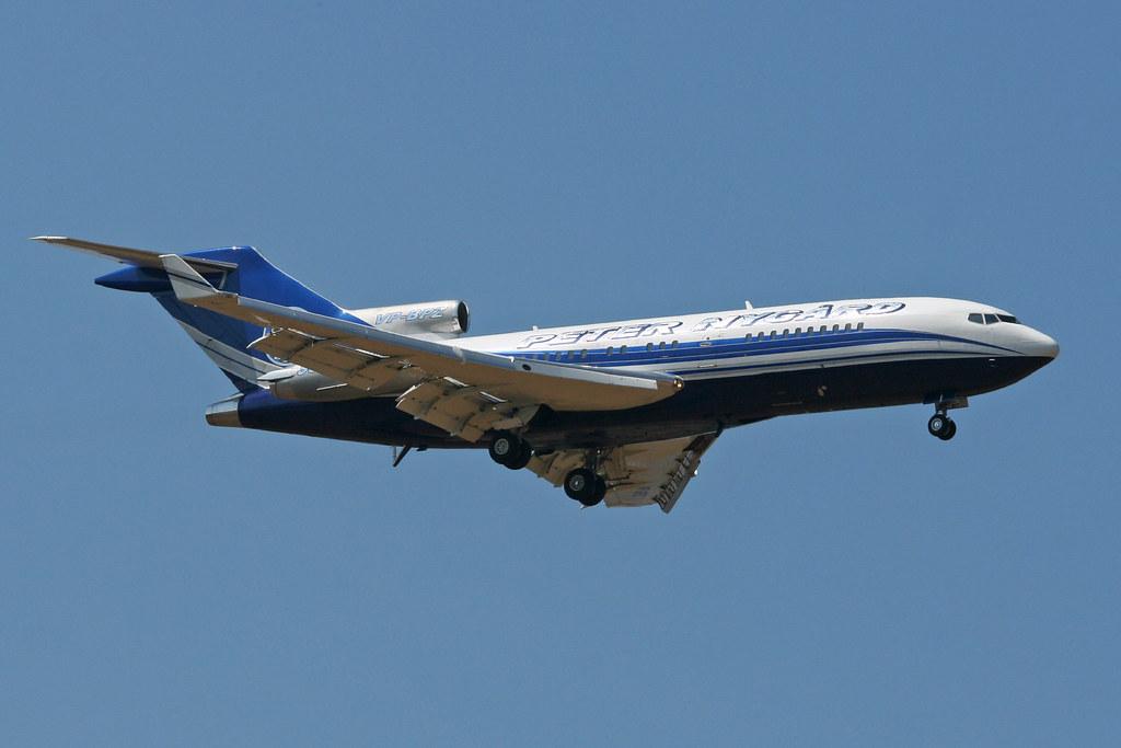 Boeing 727-17 'VP-BPZ'