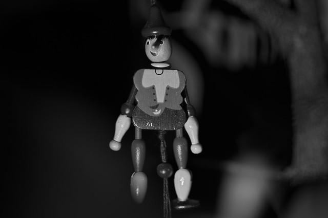 The amazing story of Pinocchio