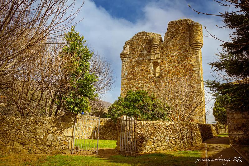 Ruinas del castillo.