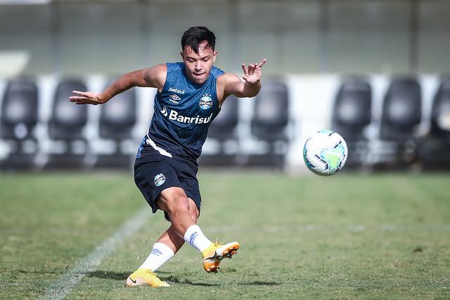 Treino Grêmio 27/02/2021