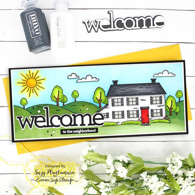 welcome to the neighborhood 1