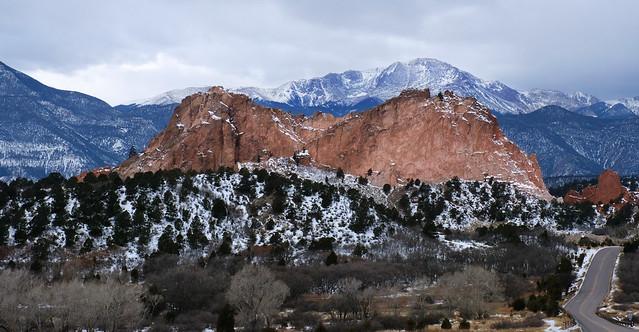 Garden of Gods, Colorado Springs, Colorado