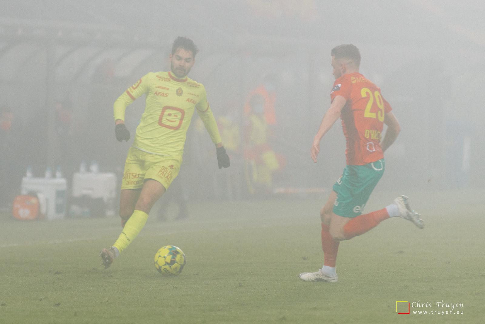 KV Oostende - KV Mechelen