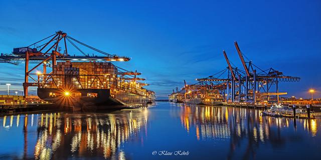 Containerhafen Waltershof - 20022104