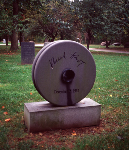 Paul Knot - Swan Point Cemetery