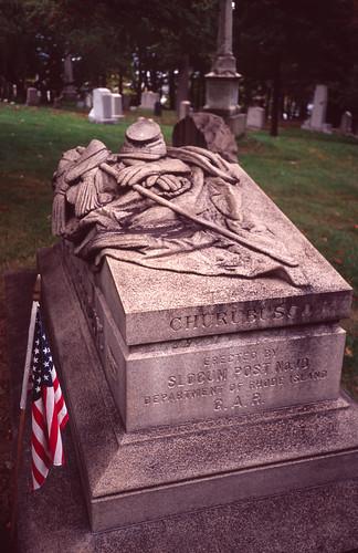 John Stanton Slocum - Swan Point Cemetery