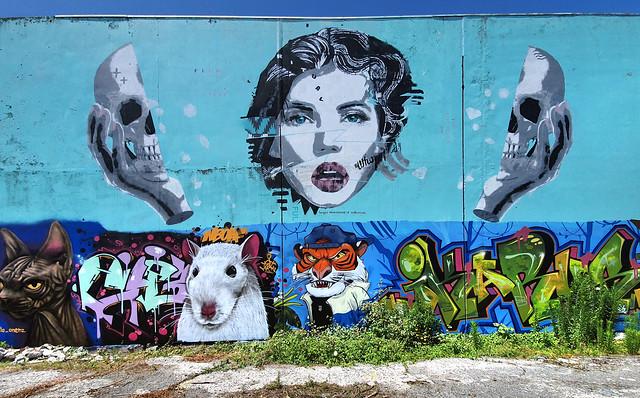 Joel Hart Mural.