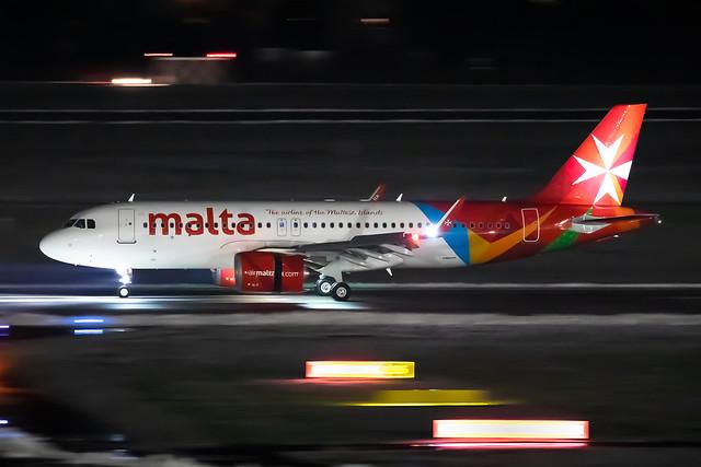 9H-NEB Air Malta Airbus A320-251N