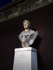 Neo-classical style bust of Napoleon