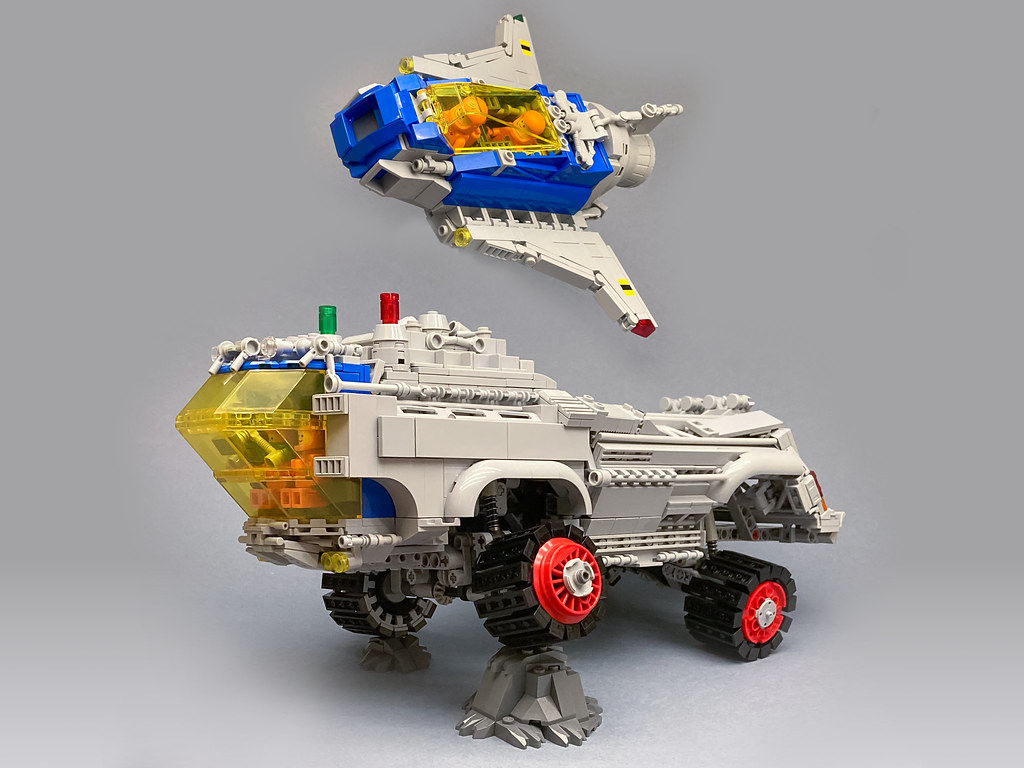 Febrovery - Horizon Chariot and LL-64 Arcade Hopper