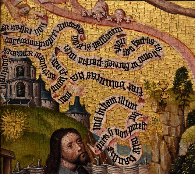 Münster, Westfalen, Landesmuseum, allegory of redemption {Gert van Lon}, detail