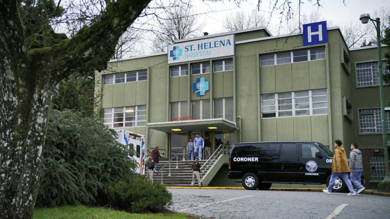 St Helena Hospital