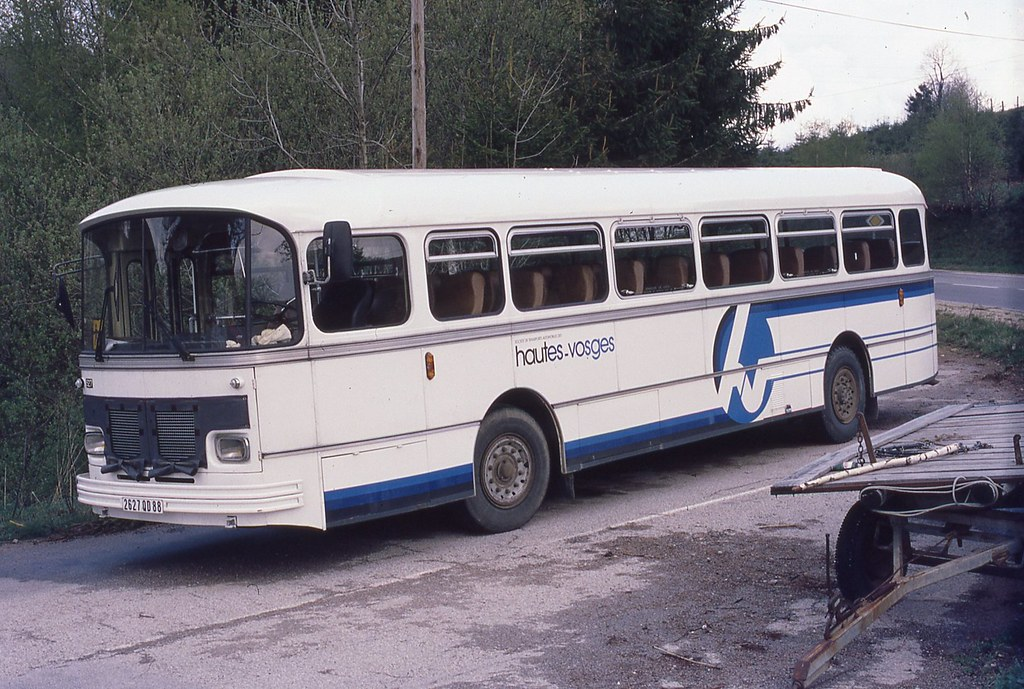 Autocars Véolia Transdev Vosges (ex-STAHV) - Page 27 50987640593_8f5151acf6_b