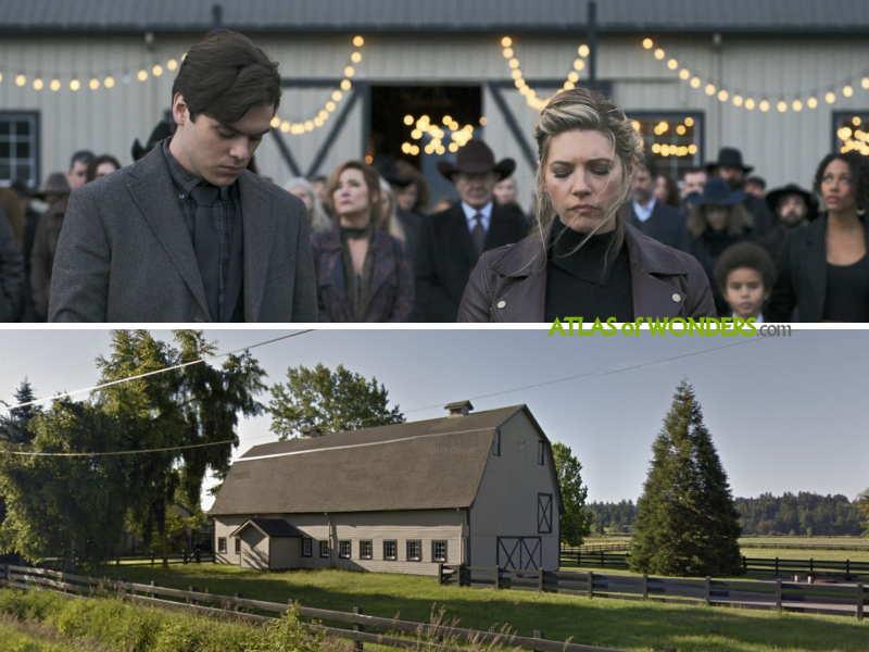 Cody funeral scene