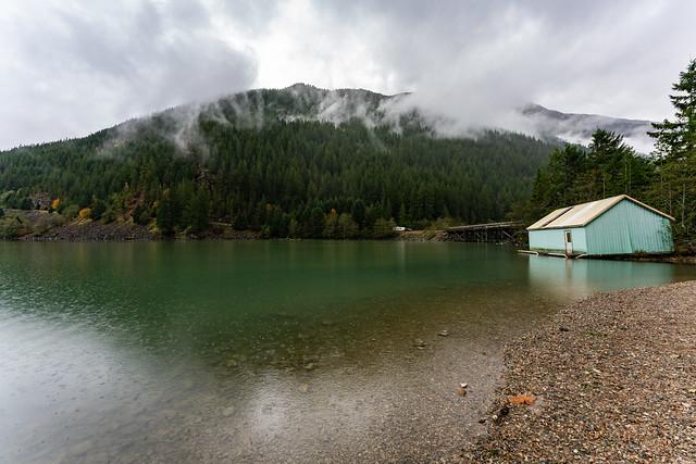 Diablo Lake - Thunder Arm
