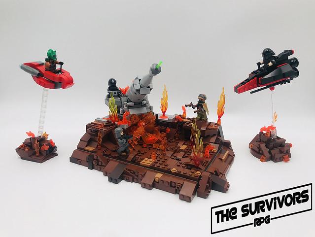 [The Survivors RPG]  Mayhem Over Mimban: Tournament #3