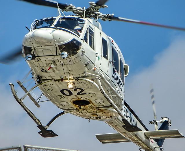 Bell 412EP EC-NKA