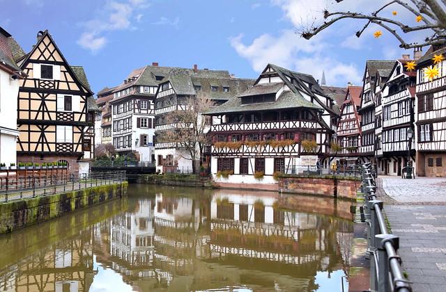 Strasbourg (Bas-Rhin, F)