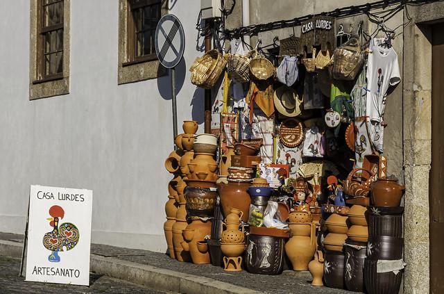 Handicraft in Barcelos