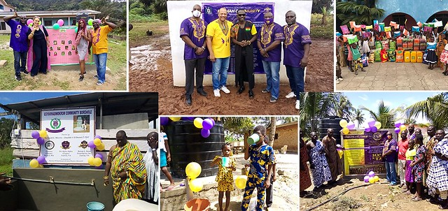 Borehole Projects