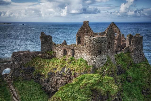 Dunluce Castle (Explored)