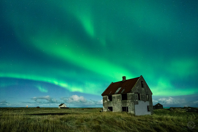 The Old House in Iceland