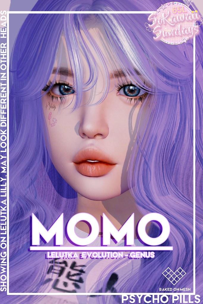 Momo Skin at #SKS