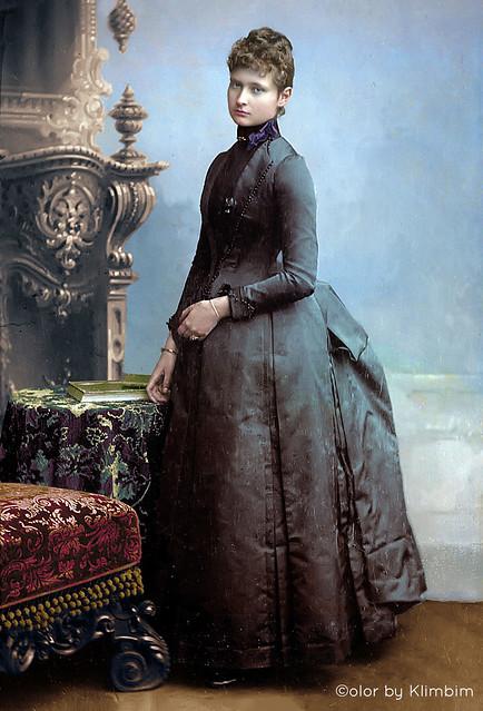 Alix of Hesse | Алиса Гессенская, 1888