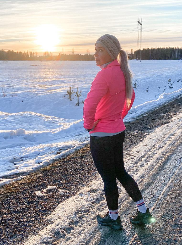 Juoksun aloittaminen